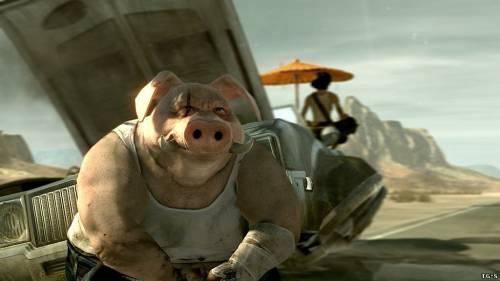 """Вброс!""""Я думаю, что Beyond Good & Evil 2 возможен, но это довольно проблематично""""-Именно такое заявление сделал созд ... - Изображение 1"""