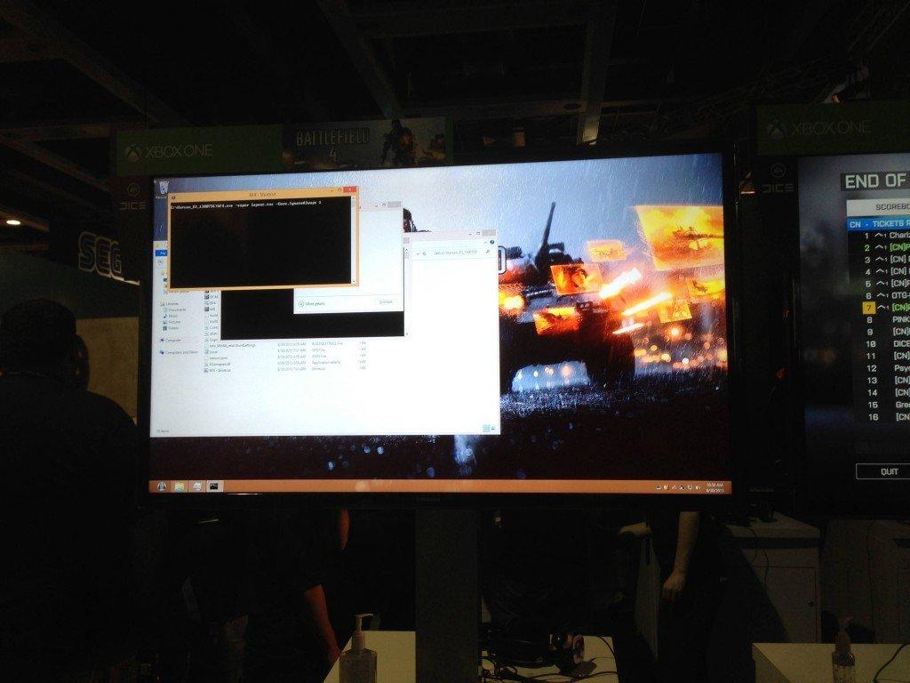 И снова фейл майкрософта - на выставке PAX Prime демостенды  Battlefield 4 для xbox one работали на обычном компе с  ... - Изображение 2
