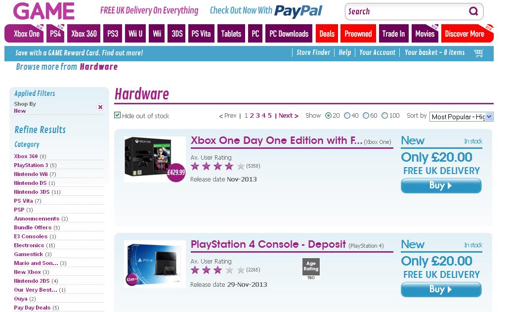 Бандл #XboxOne с фифой творит чудеса, он на первом месте по предзаказам в Game.co.uk - Изображение 1