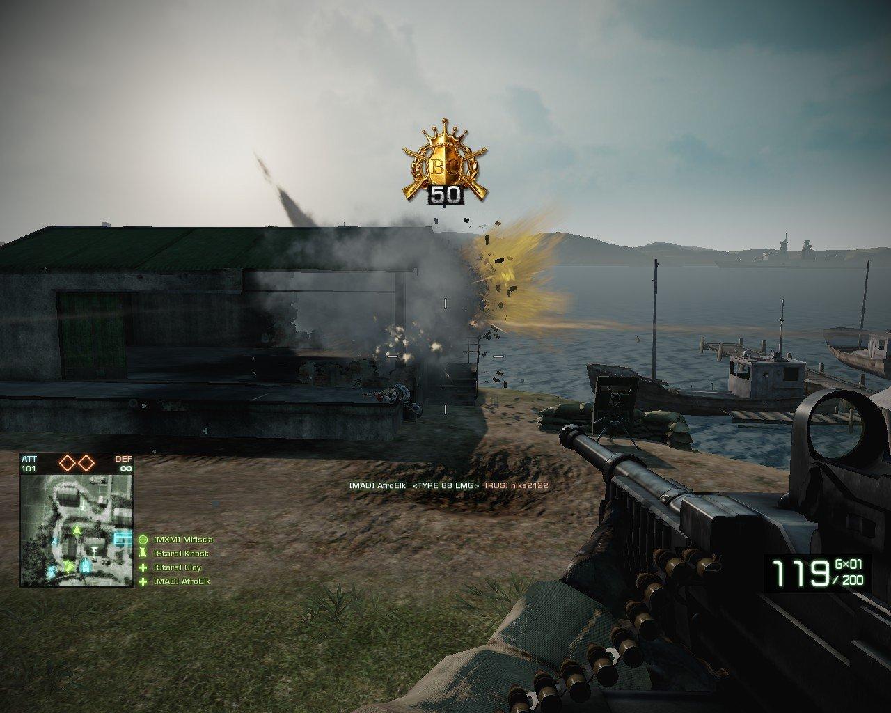 кому как, но Battlefield: Bad Company 2 ТОРТ!! - Изображение 1