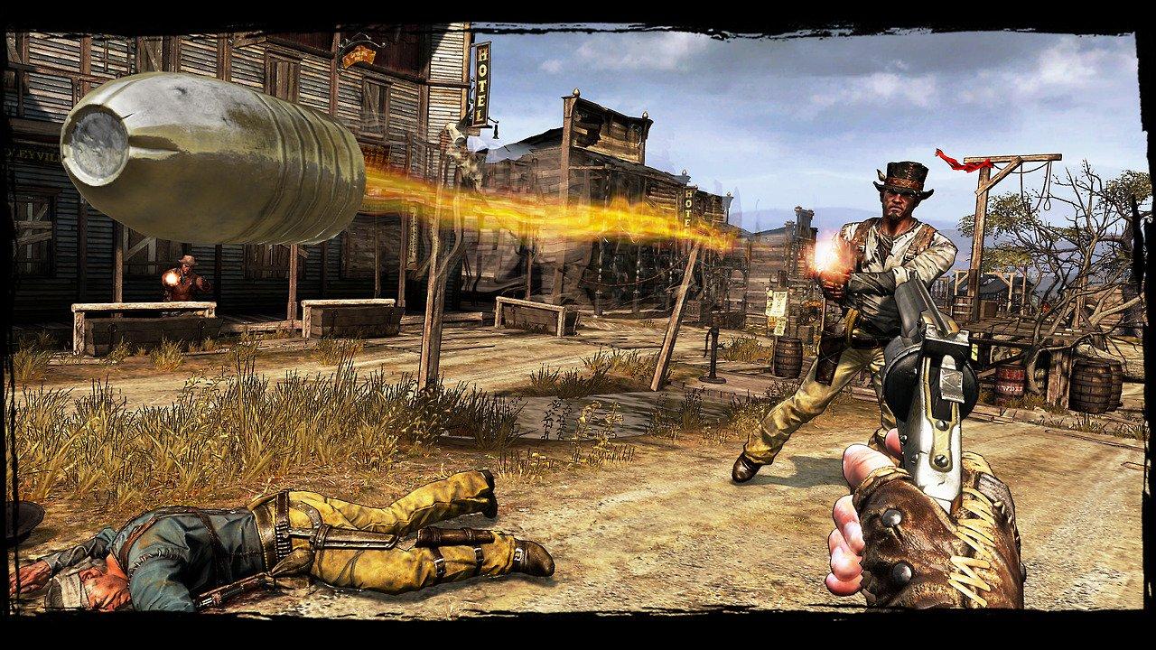 Call of Juarez: Gunslinger выйдет в мае #ubisoft #commingsoon #callofjuarez - Изображение 1