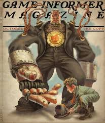 мне одному кажутся что новый Bioshock напоминает Fable в плане графики - Изображение 1