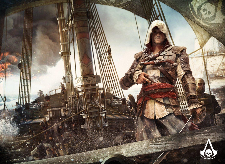 GameSpot выяснил, что в мультиплеере Assassin's Creed 4: Black Flag не будет морских баталий. «К сожалению, в нашей ... - Изображение 1