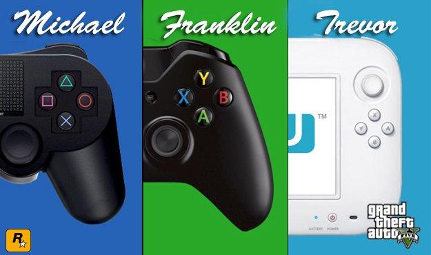 Решил не быть в стороне... Сейчас везде стало популярным, где какое-то трио, вписывать имена главных героев игры Gra ... - Изображение 1