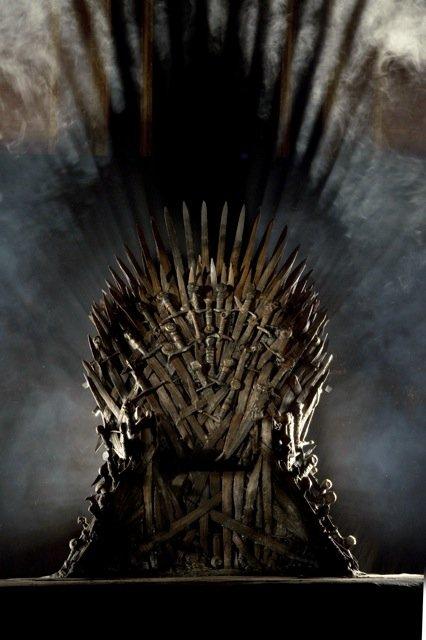 Пацанва, вопрос такой у меня созрел. Кто в итоге сядет на железный стул?  Не так давно обсуждали с Чампом это, и даж ... - Изображение 1