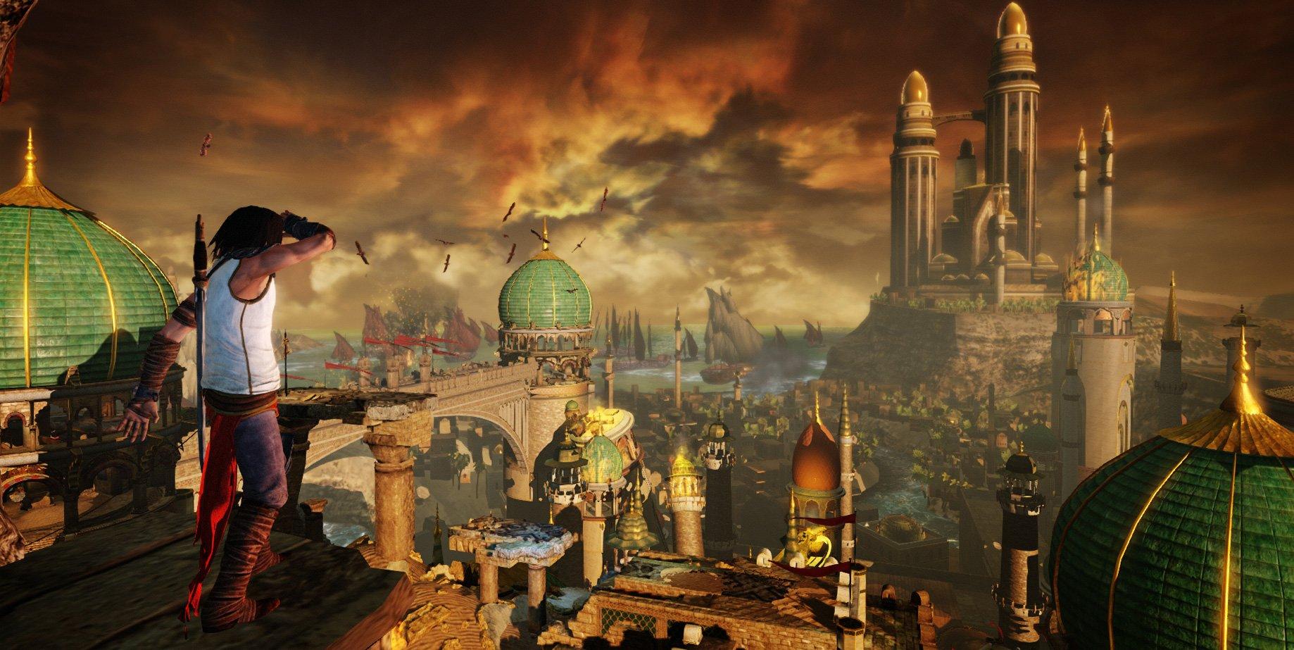 Climax Studios  работает над новой игрой. Ждем нового Принца? - Изображение 1