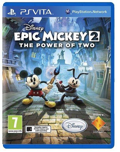 Анонс Epic Mickey 2: The Power of Two для PS VitaГотовьтесь присоединиться к увлекательным приключениям легендарного .... - Изображение 1