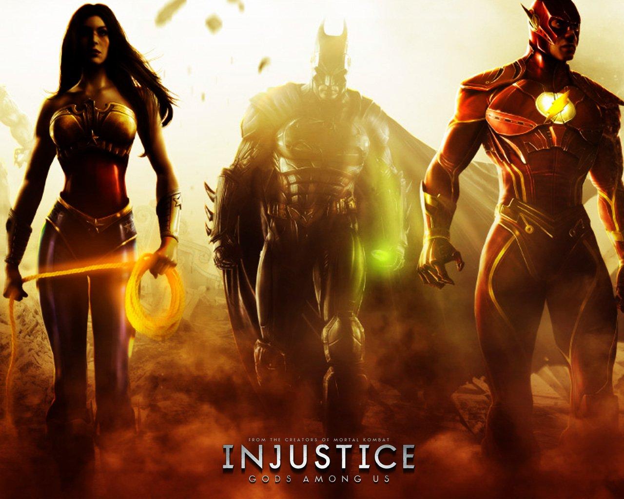 Похоже, что NetherRealm Studios серьёзно расширит список целевых платформ своего файтинга Injustice: Gods Among Us.  ... - Изображение 1