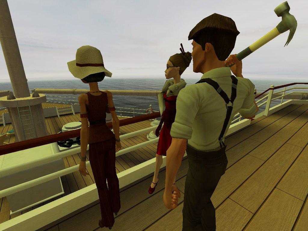 Спасибо товарищу HandsomeDuck за халявную копию игры The Ship  - Изображение 1