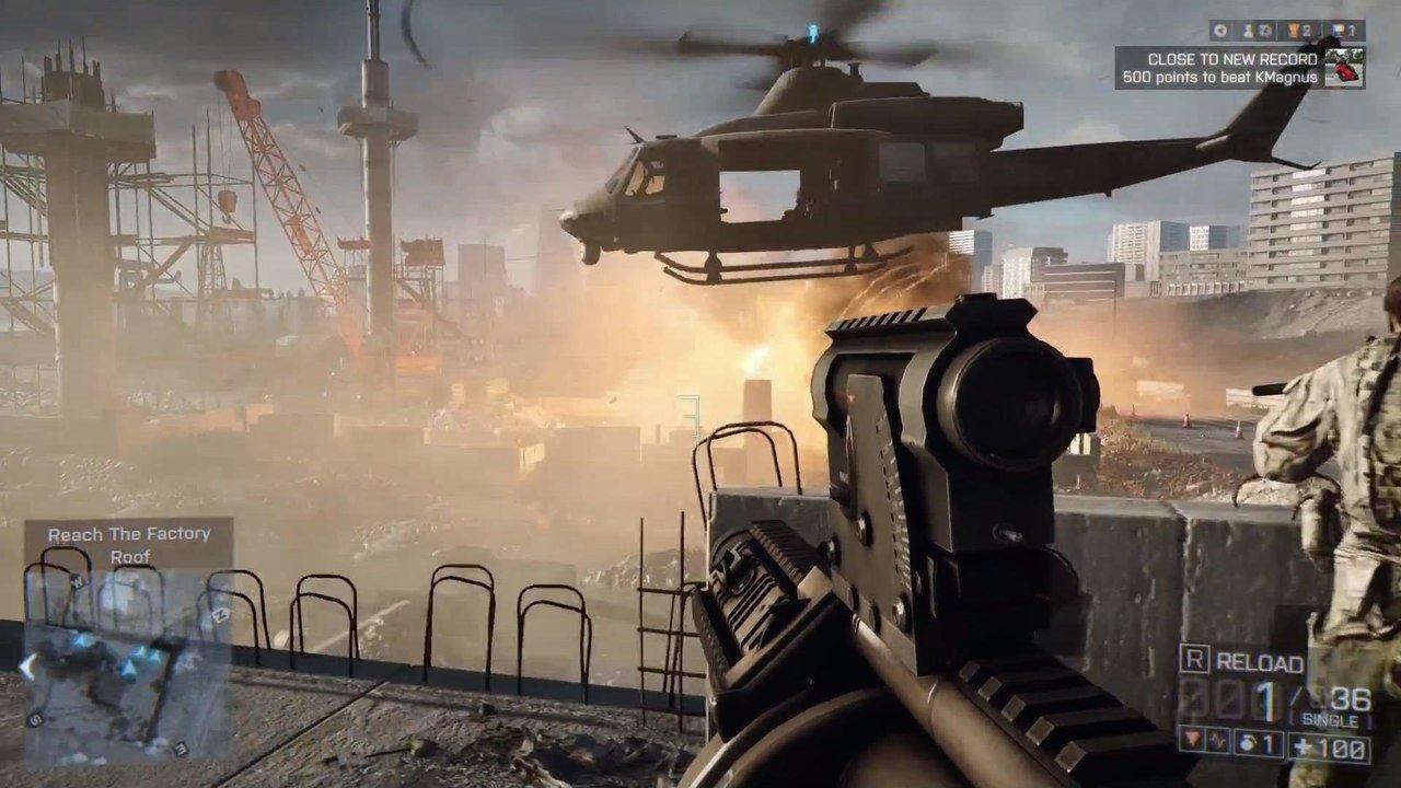 DICE официально подтвердили, что на Е3 состоится долгожданная премьера мультиплеера Battlefield 4. 10 июня те, кому  ... - Изображение 1