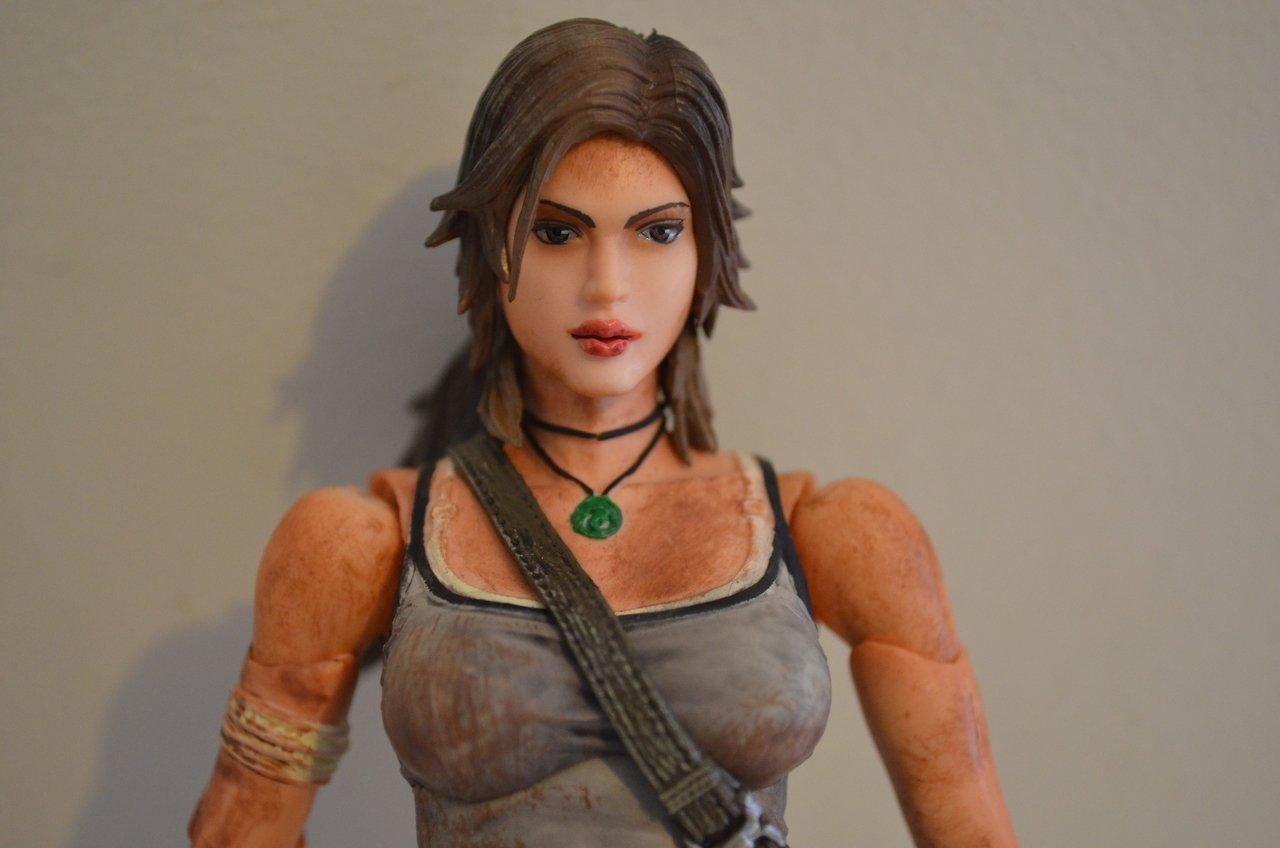 Tomb Raider (2013) — это игра, в которой русский мужик может преспокойно мучить женщину, при этом не боясь, что сосе ... - Изображение 1