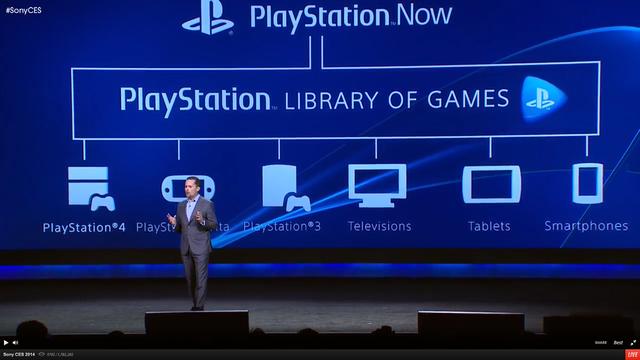 """Логвинов пишет: """"Sony начинает осуществлять мечты некоторых людей — анонсирован сервис PlayStation Now (технология G ... - Изображение 1"""