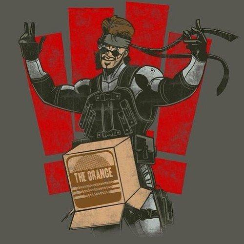С удивлением заметил, что уже несколько дней практически без отрыва на еду, сон и работу прохожу второй Metal Gear S ... - Изображение 1