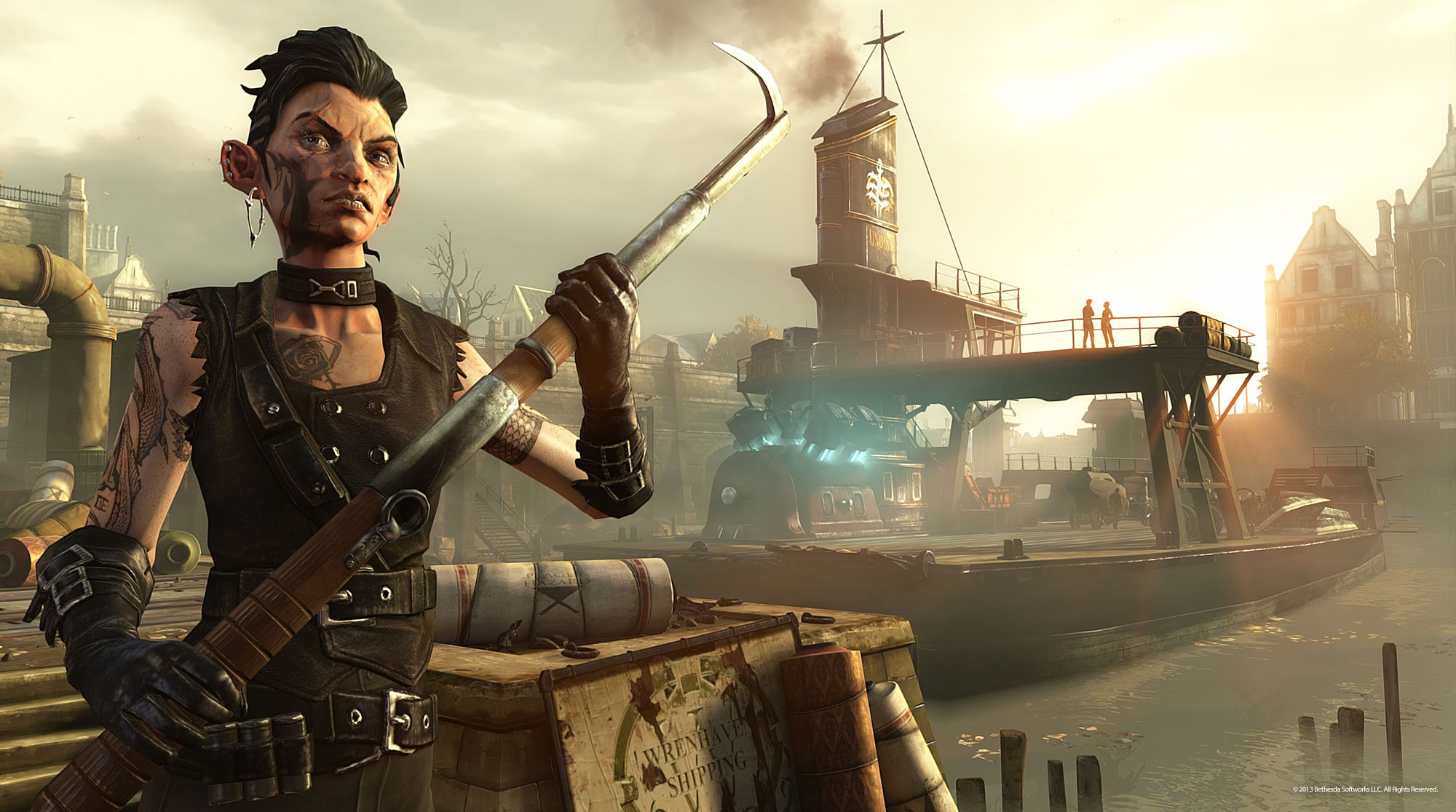 Dishonored: The Brigmore Witches.  Европейский релиз третьего по счету DLC для игры Dishonored состоится 14 августа  ... - Изображение 1