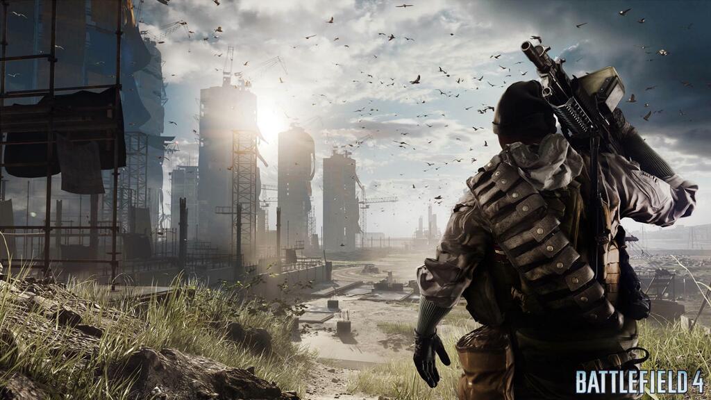 Новый скриншот из Battlefield 4В сети появился новый скриншот из сингла Battlefield 4, на котором изображен Ирландец ... - Изображение 1