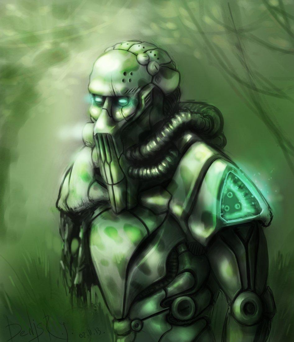 Роботы, роботы всюду...Надеюсь я доживу до момента, когда люди смогут полностью любой орган или часть заменять на ме ... - Изображение 1