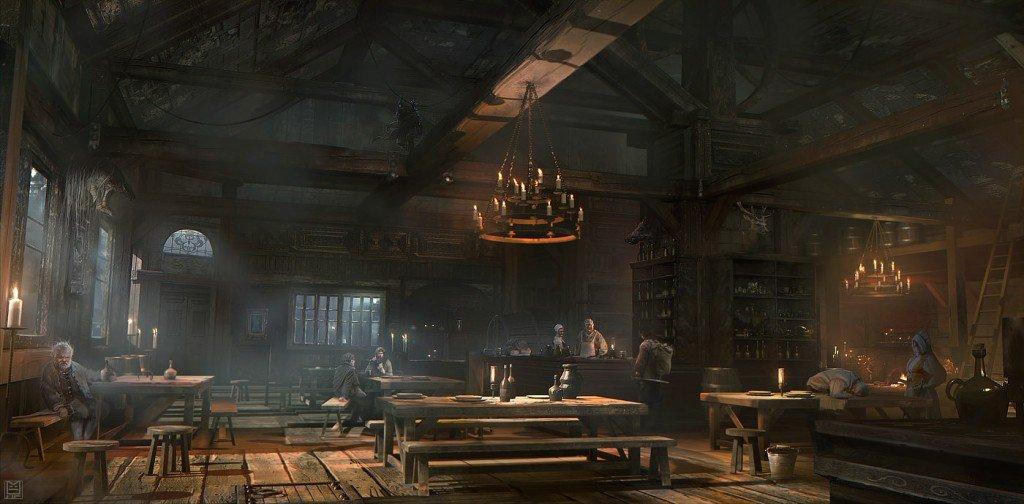 Концепт-арты Thief - Изображение 1