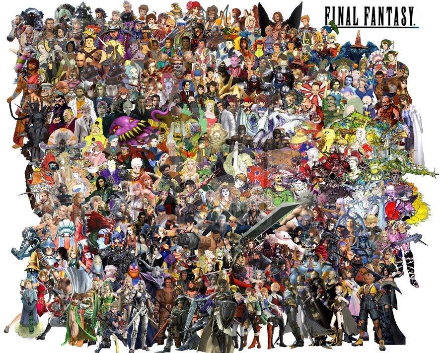На канобу слишком мало Final Fantasy  - Изображение 1