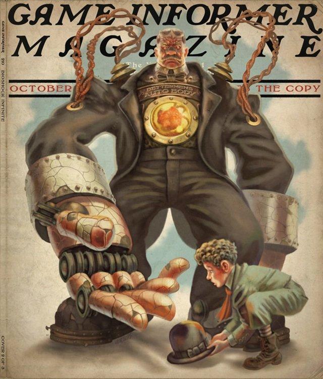 Локализация Bioshok Infinite: Обсуждение.  К радости и удивлению многих геймеров, давление в виде десятков петиций и ... - Изображение 1