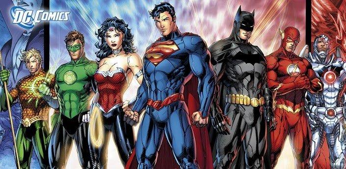 Лига Справедливости образца 2011 года... - Изображение 1