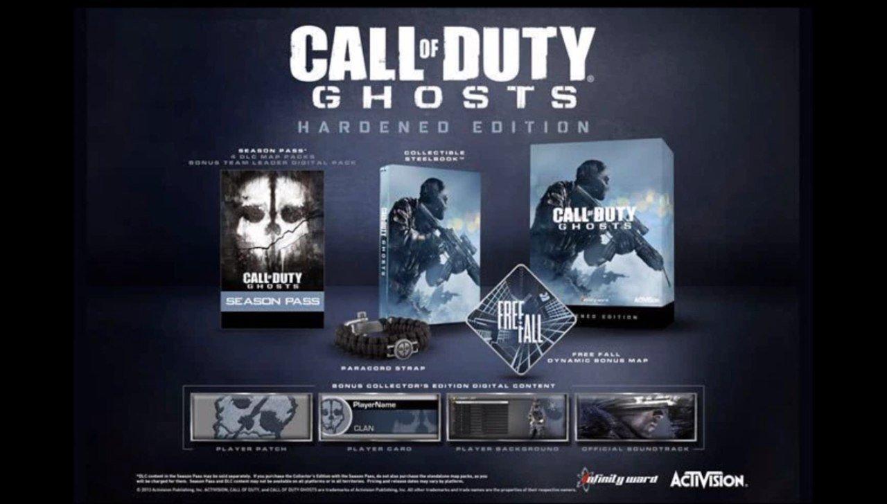 Коллекционные издания Call of Duty Ghosts:  Сегодня состоится демонстрация мультиплеера игры в 21:30, сама игра выхо ... - Изображение 2