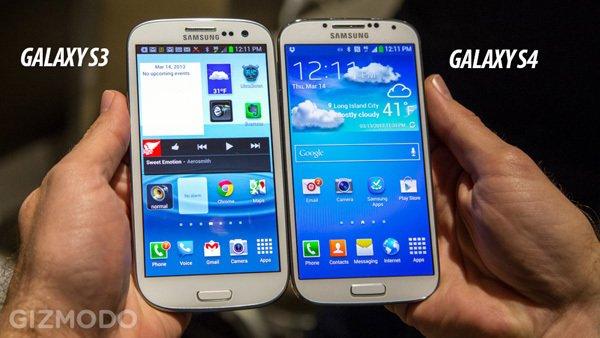 Компания Samsung на презентации в Нью-Йорке представила свой новый флагманский смартфон Galaxy S4. Отличительной чер ... - Изображение 1
