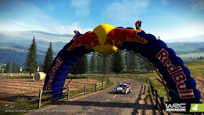 Не самые новые картинки WRC 4 FIA World Rally Championship от Milestone и Bigben Interactive. - Изображение 2