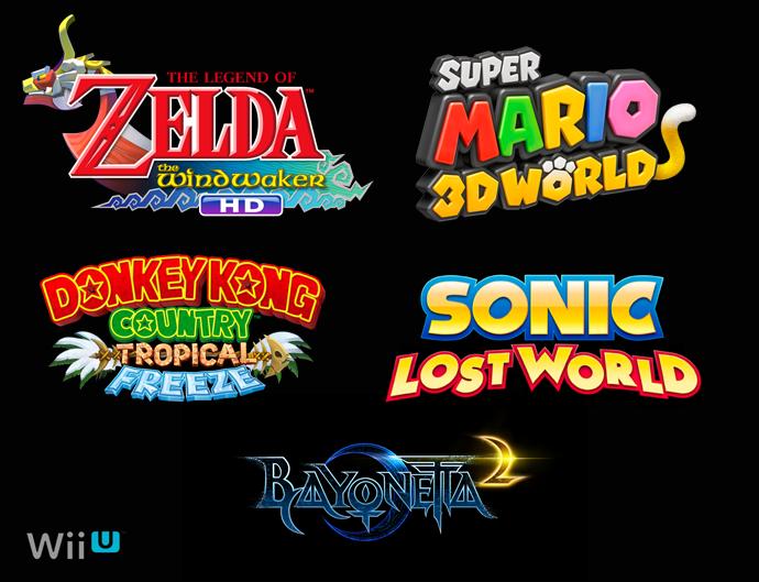 Линей игр Nintendo на Eurogamer Expo 2013 который пройдет с 26 по 29 сентября.  WiiUBayonetta 2Donkey Kong Country:  ... - Изображение 1
