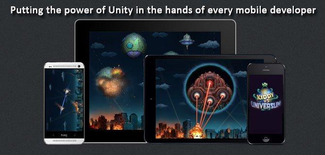 Отличная новость, со вчерашнего дня Unity для мобильных разработчиков стал бесплатным! В том свете, что мы нашли про ... - Изображение 1