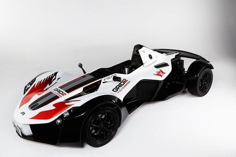 GRID 2: Mono Edition за £125000 - спорткар как бонус к игреКоллекционное издание Grid 2 за £125,000. В комплекте сам ... - Изображение 2