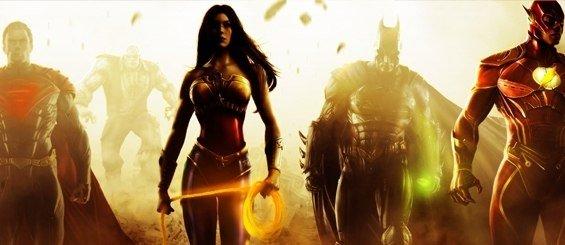 В сети появились первые оценки Injustice: Gods Among Us:  CVG – 7.8/10IGN – 8.2/10OXM – 8/10G4MERS – 9.5/10SpazioGam ... - Изображение 1