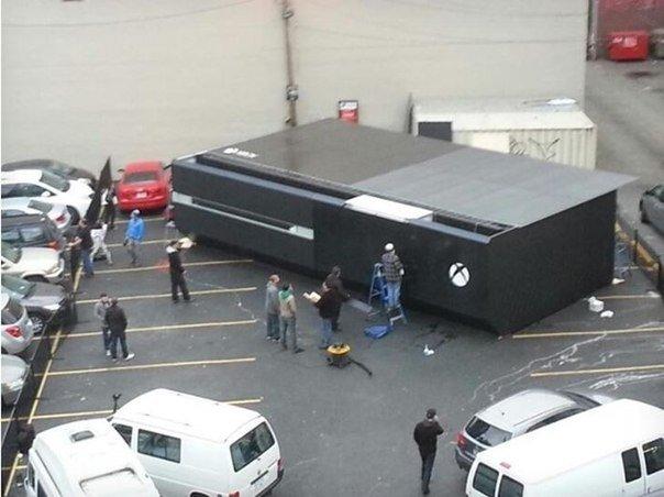 PS4 все-таки меньше Xbox One. - Изображение 1