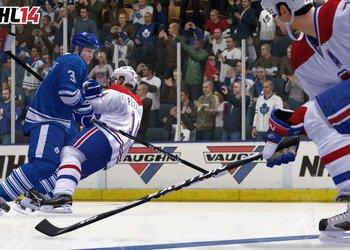 EA анонсировала новую игру - NHL 14 EA представила дебютный ролик к очередному хоккейному сезону - NHL 14. Как стало ... - Изображение 1