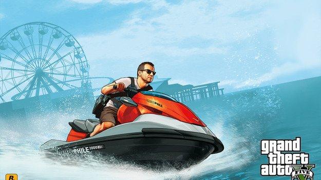 Rockstar выпустила два новых изображения к игре GTA V Rockstar опубликовала два новых изображения к игре Grand Theft ... - Изображение 1