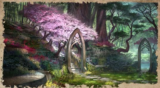 Не знаю как вам но визуальный стиль the elder scrolls online нравится больше чем skyrim.В онлайн проекте болие все т ... - Изображение 1
