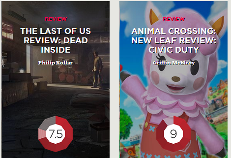Все мы уже слышали, что  только Poligon поставил 7,5 баллов игре The Last of Us, тогда как почти все её оценили в 10 ... - Изображение 1