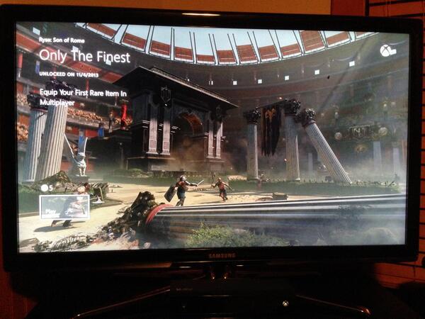 Вот так выглядит меню ачивментов на Xbox One. #XO #XboxOne - Изображение 2