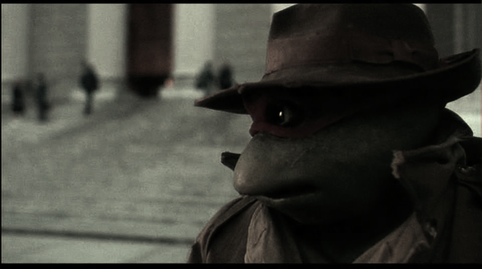 Нуарные черепахи. - Изображение 1