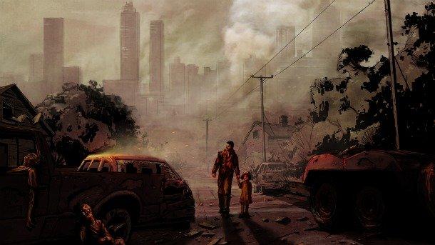 История  The Walking Dead продолжается.  Генерального директор Telltale Games Дэн Коннорс в своём интервью, после но ... - Изображение 1