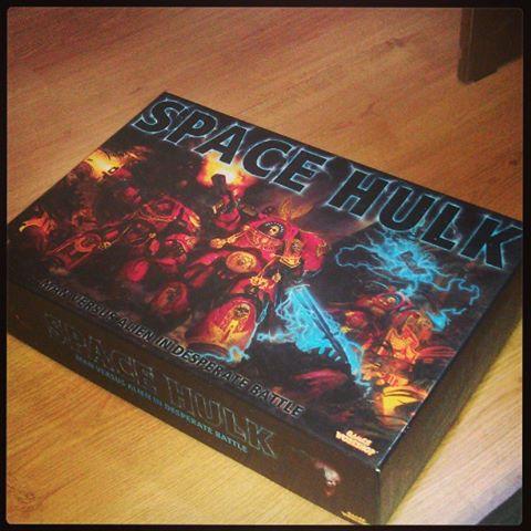Электронные версии - для педиков. ) #wh40k  #spacehulk - Изображение 1