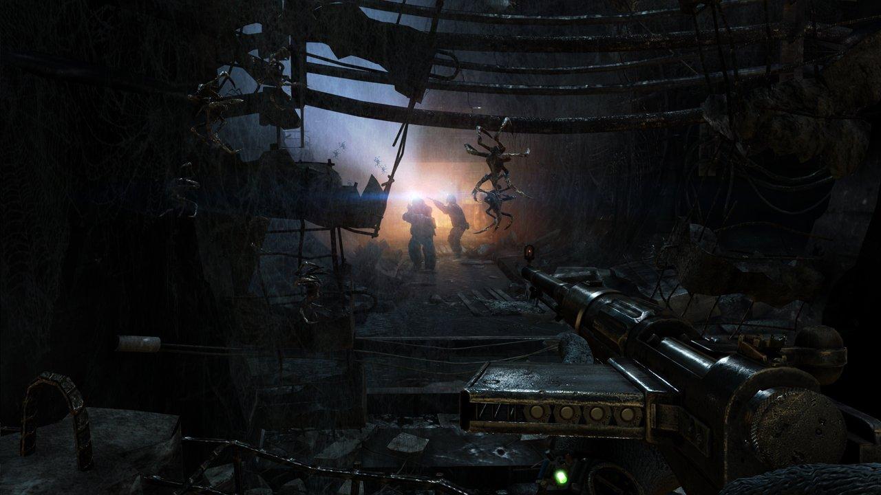 Metro: Last Light  Вот это реально графон. - Изображение 2