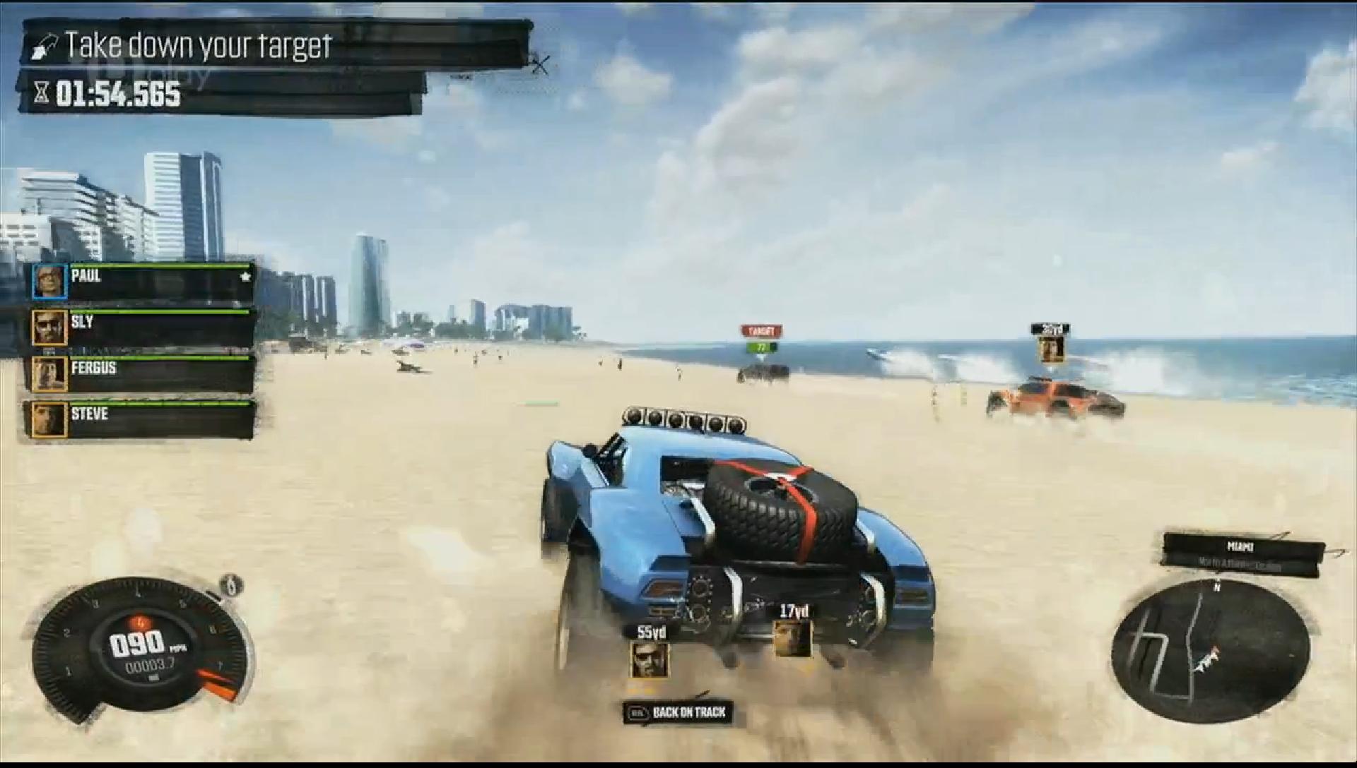 Ребята, вы заметили, что в геймплейном ролике The Crew(многопользовательские гонки от Ubisoft) на улицах города и на ... - Изображение 2