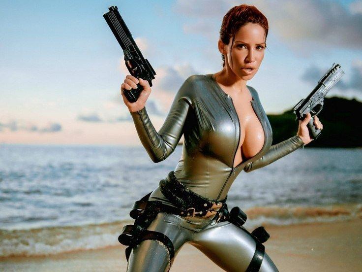 Вот почему я против того когда лару косплеят худосочные подростки.Вот так надо! #cosplay - Изображение 1