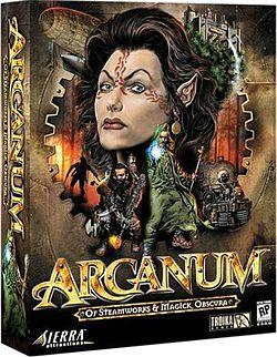 Недавно вспомнил о такой великолепной игре как Arcanum of Steamworks and Magic Obscura. К своему стыду полностью я п ... - Изображение 1