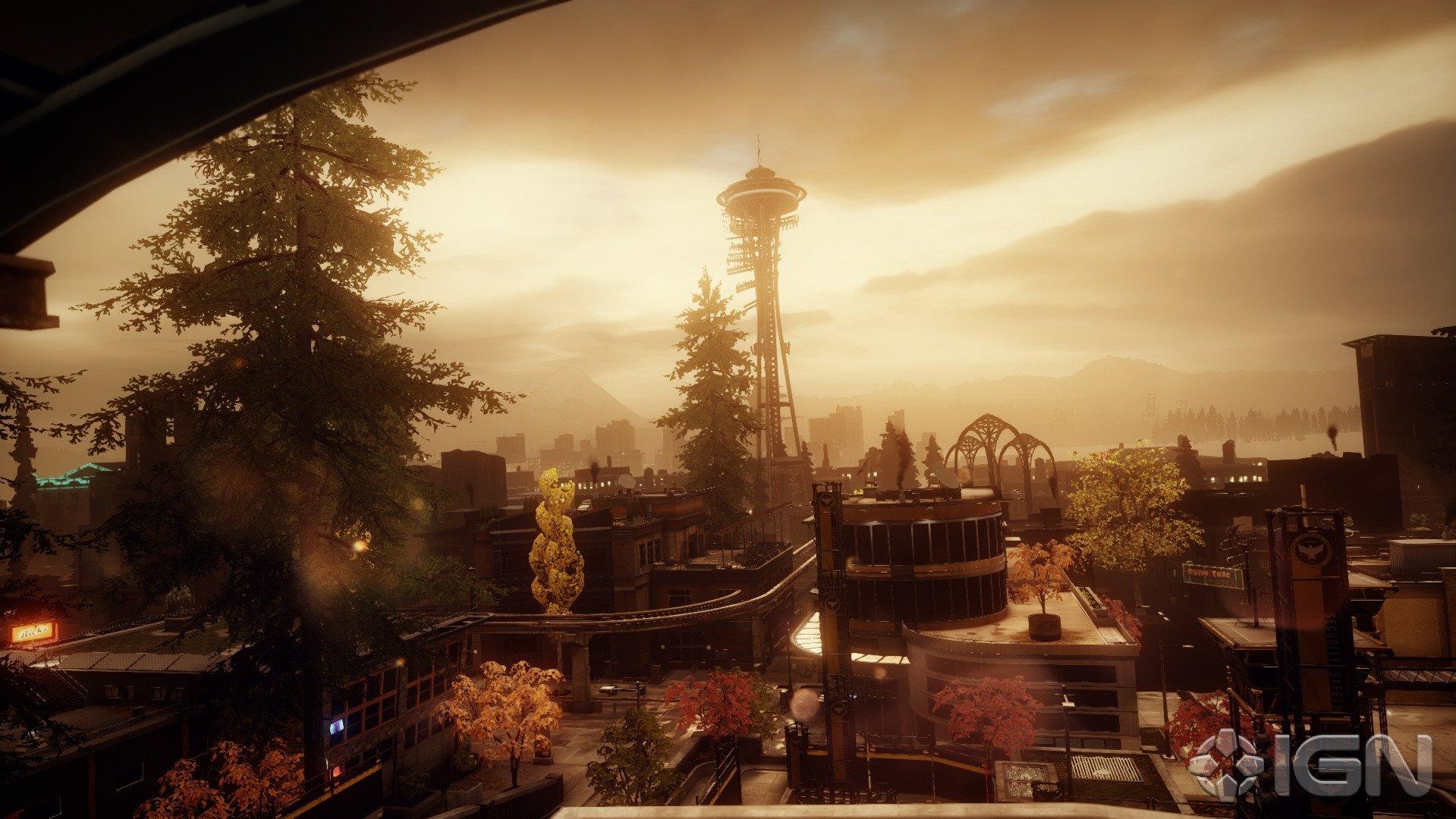 Портал IGN опубликовал несколько новых скриншотов с различными локациями грядущего приключенческого боевика InFamous ... - Изображение 2