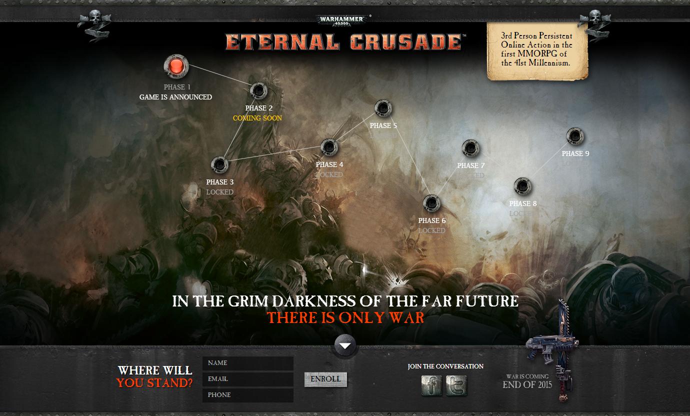 Немного инфы о #WH40k_Eternal_Crusade :1.Всем pay2win (pay2spacemarine), граждане! Игра будет бесплатна, но без опла ... - Изображение 1