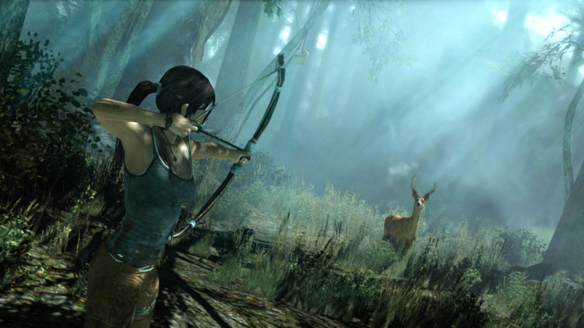 Боль и страдания - Рецензия на Tomb Raider (2013)Игру, если честно, ждал не особо, хотя, мне было интересно каким по ... - Изображение 2