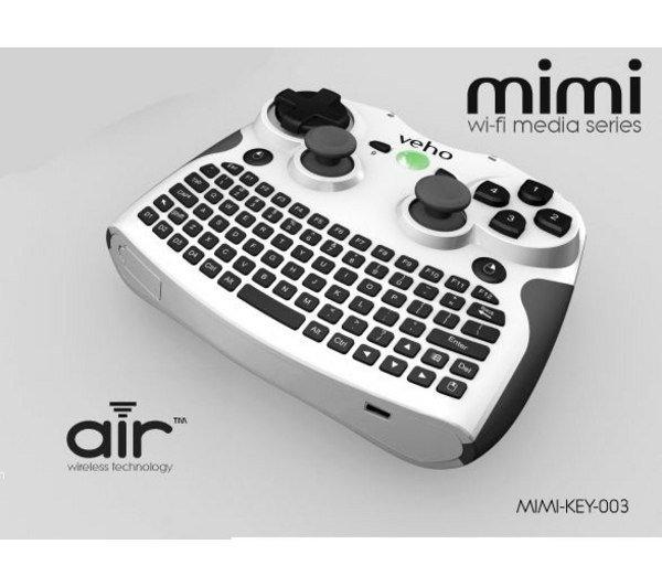 Дамы и господа, представляю вам вот это!Клавиатура + ГироМышь + Геймпад + переназначемые кнопки, совместим с ПК, PS3 ... - Изображение 1