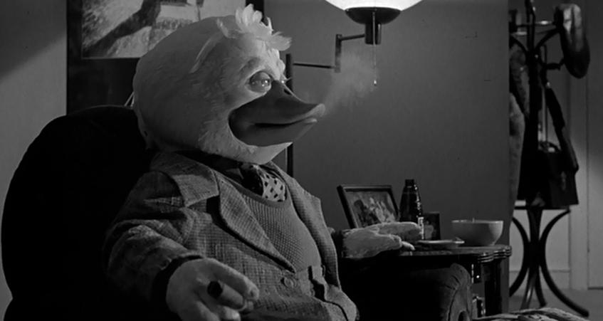Нуарный Говард-утка #VHS - Изображение 1