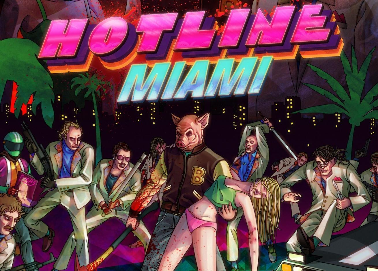 После распродажи начало конкретно затягивать в купленную Hotline Miami. Прям вот играю уже в какой раз и никаких мин ... - Изображение 1